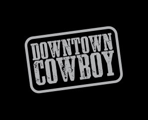 Logotipo Downtown Cowboy